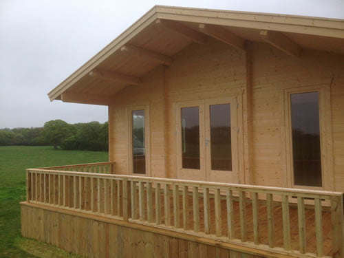 Airfield Briefing Room Timber Building