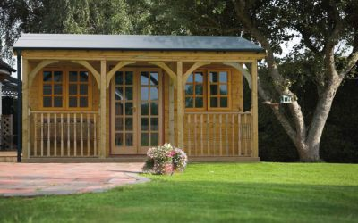 Timber Garden Buildings Hampshire Log Cabin Timber Lodge