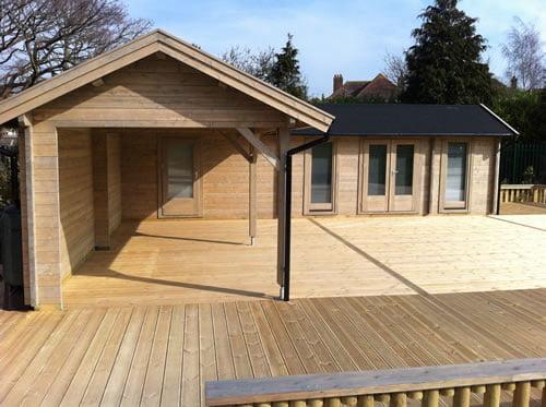 Large Summerhouse