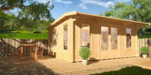 Sussex Log Cabin Collection